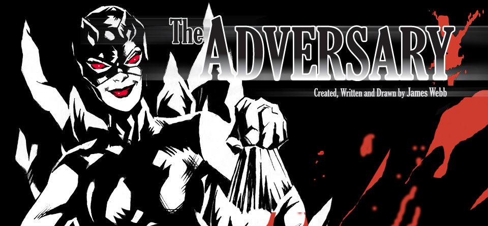The Adversary #1 preview