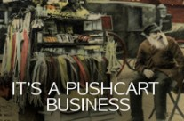 It&#8217;s a Pushcart Business