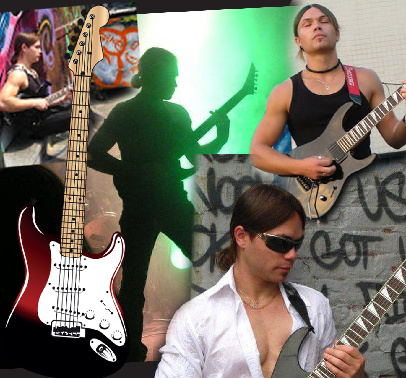 Musical performance by: International Guitarist: MIKE GROISMAN
